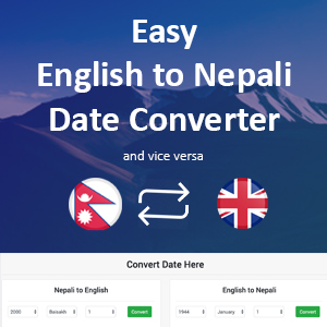 nepali date converter