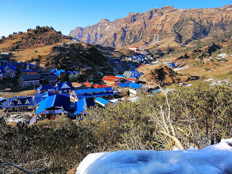 Kuri Village