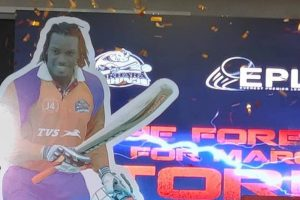 chris gayle in everest premeire league