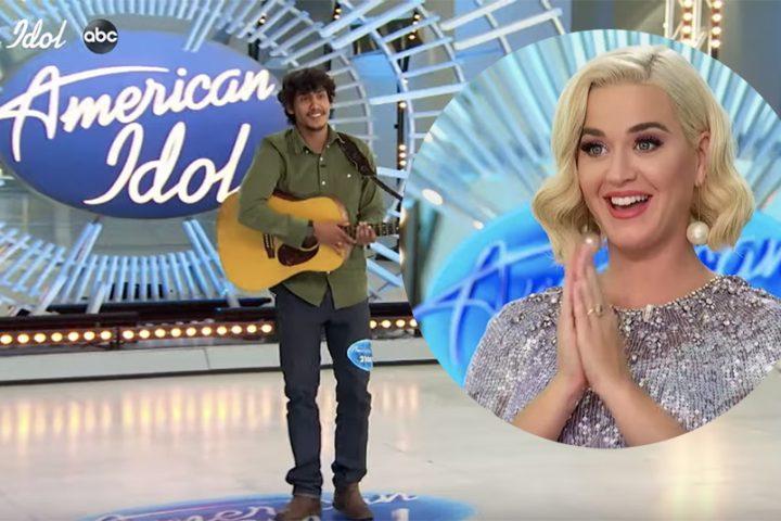 Dibesh Pokharel in American Idol