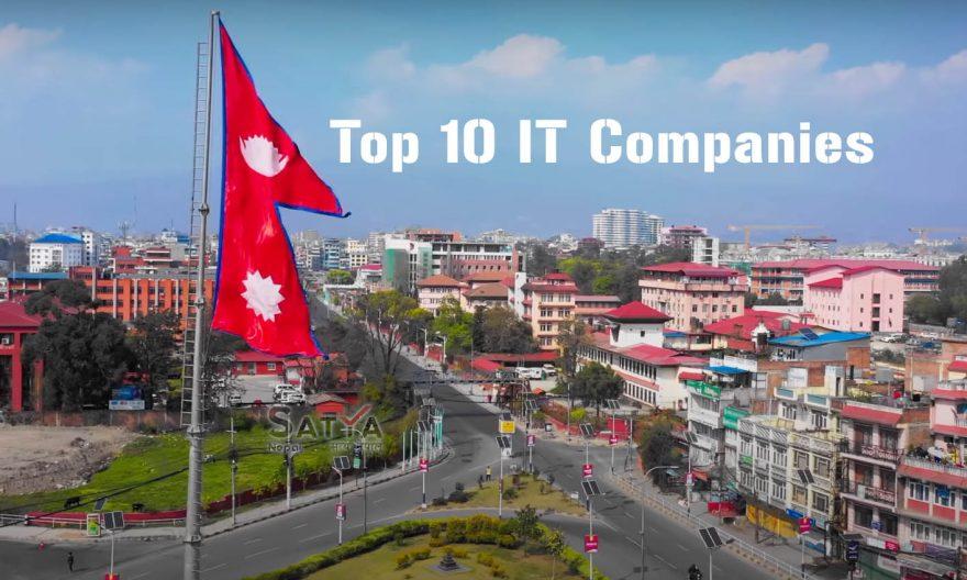 IT companies in Nepal