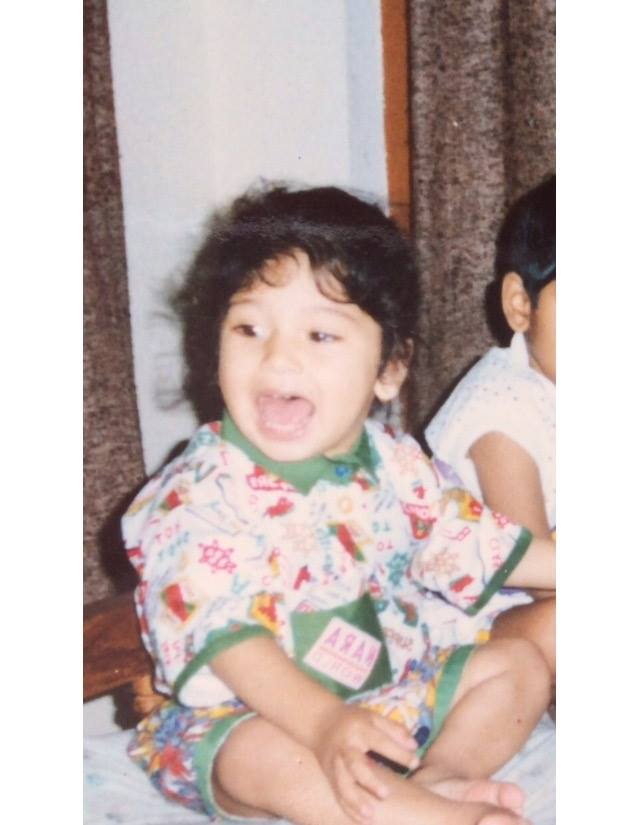Sushil Shrestha Childhood