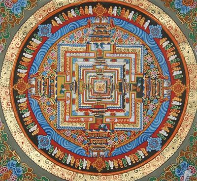 Thanka Image Source - Hands of Tibet, LLC
